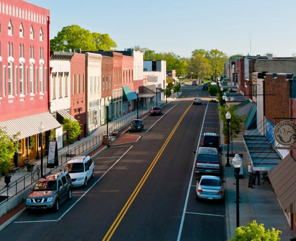 Core10's location in Martin, Tennessee fintech software development